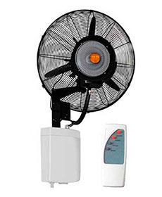 Вентилятор 095C настенный с увлажнением