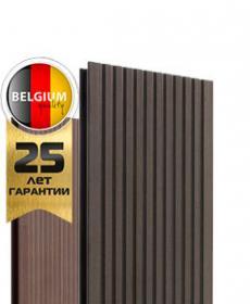 Террасная доска дпк TWINSON O-TERRACE 9555 (Бельгия) цвет 504 древесно-коричневый